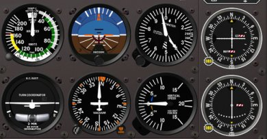 Aircraft Flight Instruments And Navigation Equipment - The Best and